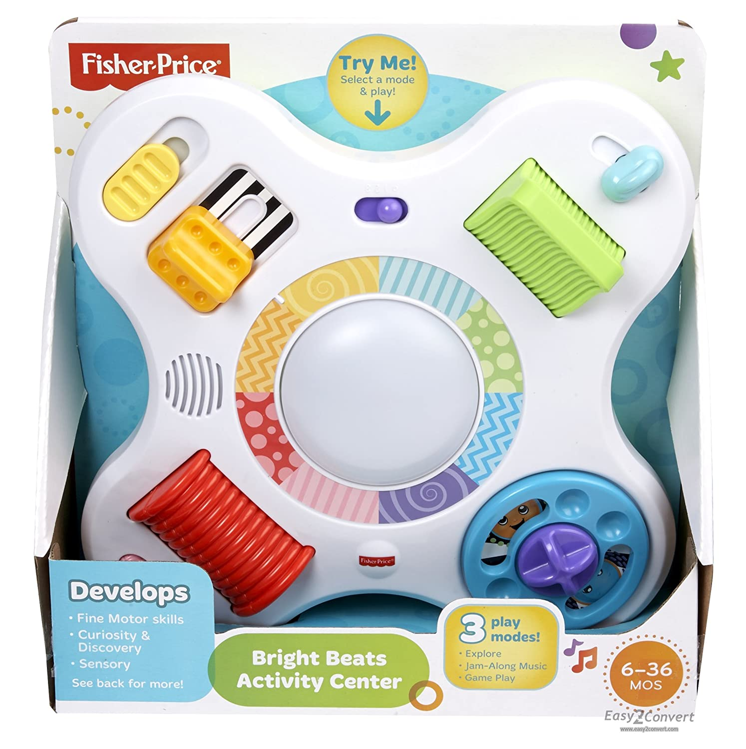 Fisher-Price - Juguete Musical (Mattel CDC11): Amazon.es ...