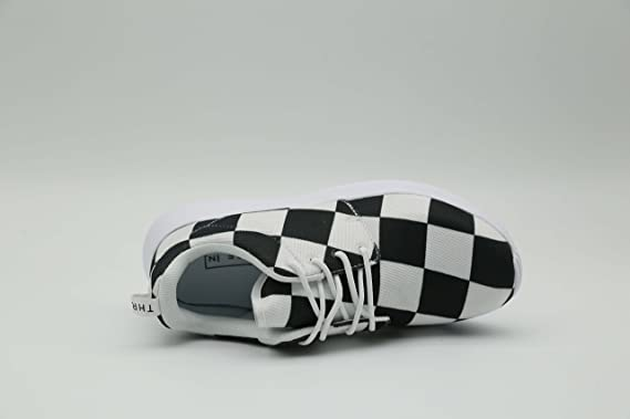 2b3361d02e5ef1 Amazon.com  NUMOB Womens Checkered Flag Sneakers Breathable Casual Sport  Shoes  Sports   Outdoors