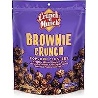 Crunch 'n Munch 5.5 oz Brownie Crunch Flavored Popcorn