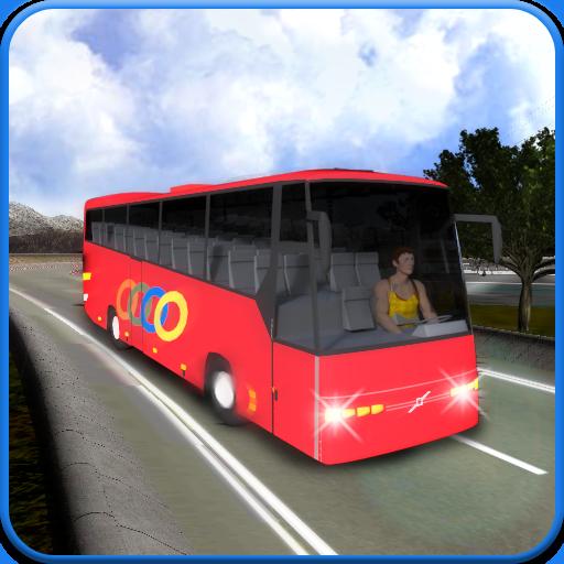Coach Bus (Coach Bus Simulator Multi-Storey Parking)