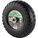 Tricam FR1030 No-Flat Replacement Turf Tire for Hand Trucks and Utility Carts, 10-Inch