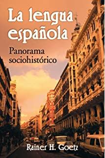 Amazon a history of the spanish language 9780521397841 la lengua espaola panorama sociohistrico spanish edition fandeluxe Images