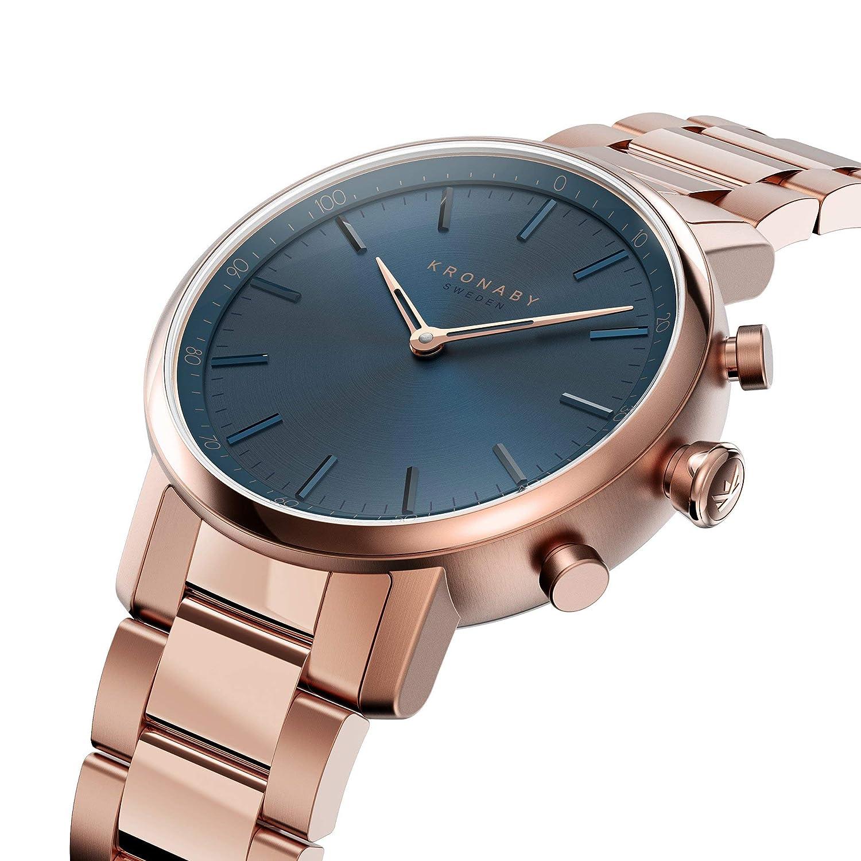 Kronaby Carat A1000-2445 - Reloj automático Unisex (Certificado y ...