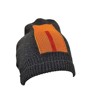 Prada Sport - Gorra de Lana SMB89 Gris: Amazon.es: Ropa y accesorios