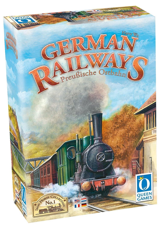 Globalgifts Queen Games - Juego de cartas, 3 a 5 jugadores (60665QNG) (versión en alemán)