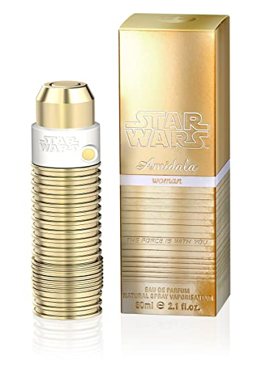 Star Wars Amidala Eau De Parfum, 60ml by Star Wars