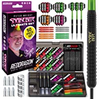 RED DRAGON Peter Wright Snakebite Darts Sets
