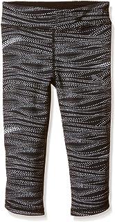 adidas YG W 3/4 Logo T - Pantalón pirata para niñas: Amazon ...