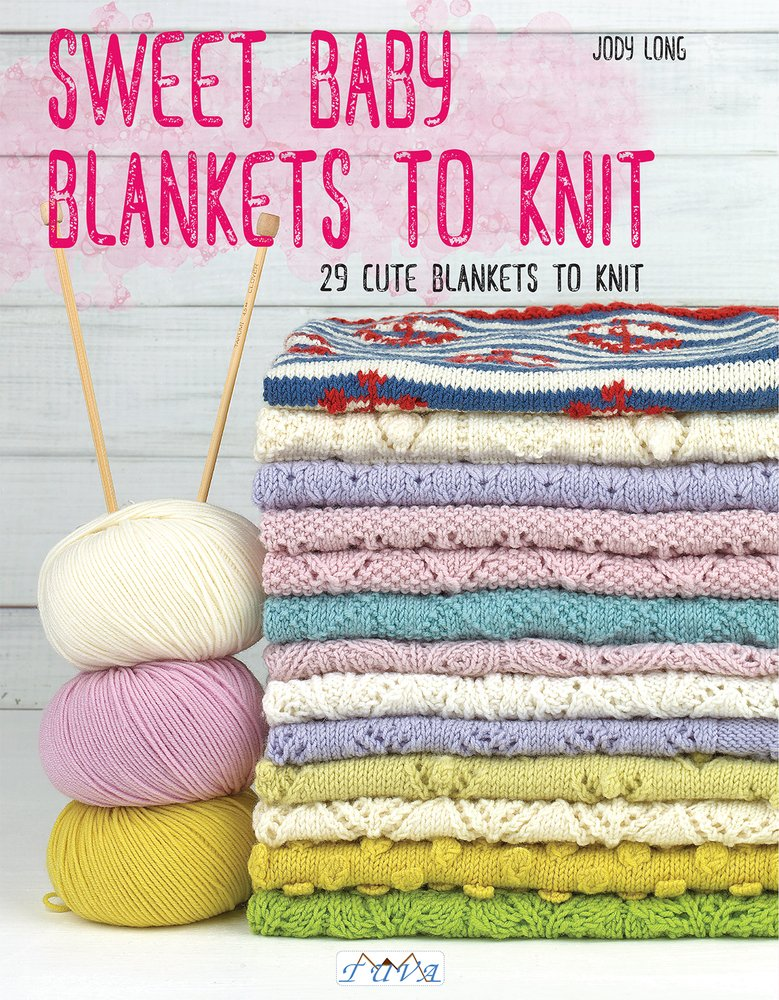 Sweet Baby Blankets Knit Cute product image
