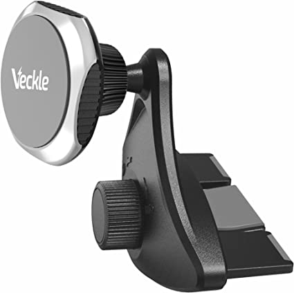 Veckle Air Vent Car Mount Holder Car Holder Black 4333136951 Easy Operation Universal Cell Phone Holder Car Cradle Stand for Smartphone iPhone 7 6S 6 Plus Samsung Galaxy S8 Plus Note 5 4 Google Pixel XL GPS