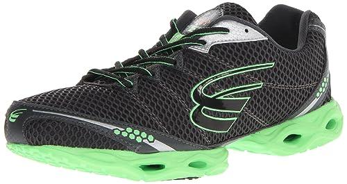 SPIRA Zapatillas de Running para Mujer Stinger 2, Negro (Carbón/Lima), 10 B(M) US: Amazon.es: Zapatos y complementos