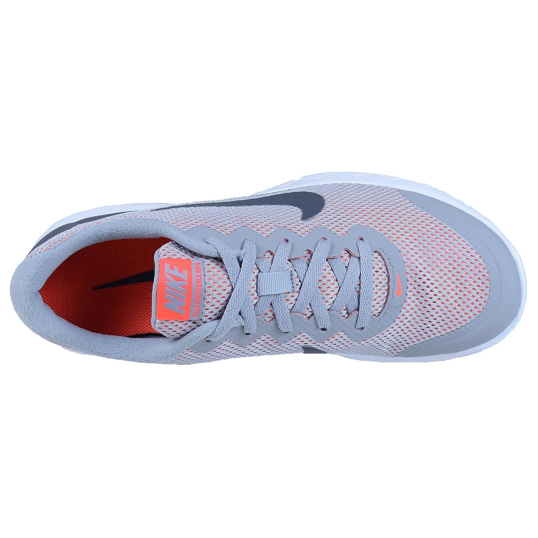 NIKE Men's Flex 2014 RN Running Shoe B07535QTG6 10 M US|Wolf Grey/Dark Grey/Hot Lava