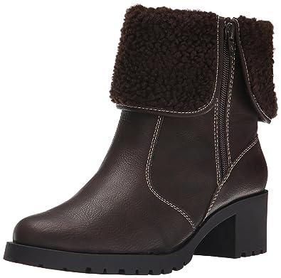 Aerosoles Women's boldness Winter Boot,Brown,5 ...