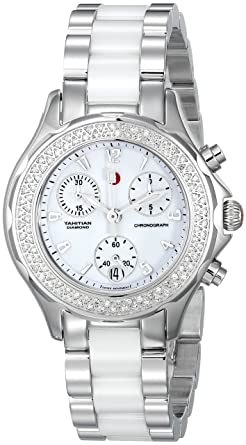 e01b9dd02 Image Unavailable. Image not available for. Color: Michele Women's  MWW12C000001 Tahitian ...