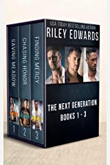The Next Generation Series: Books 1-3 Kindle Edition