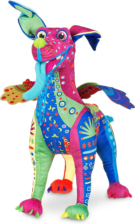 Disney Dante Alebrije Plush Figure Coco Multi