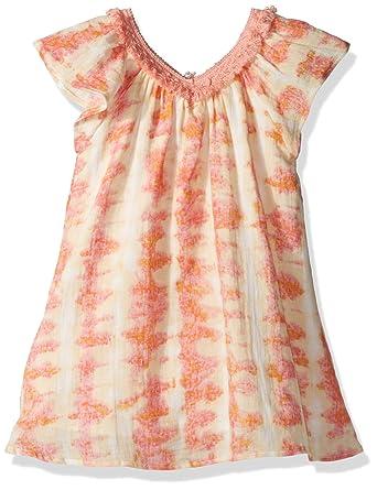 954dfd90a015 Amazon.com: Jessica Simpson Girls' Toddler Tie-dye Dress: Clothing