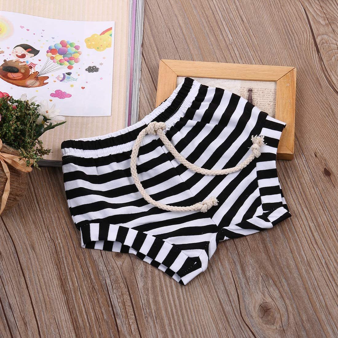 Newborn Infant Baby Boys Girls Cotton Summer Bottoms Bloomers Hot Short Pants One-Pieces