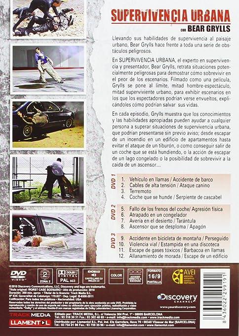 Discovery Channel: Supervivencia Urbana [DVD]: Amazon.es: Cine y Series TV