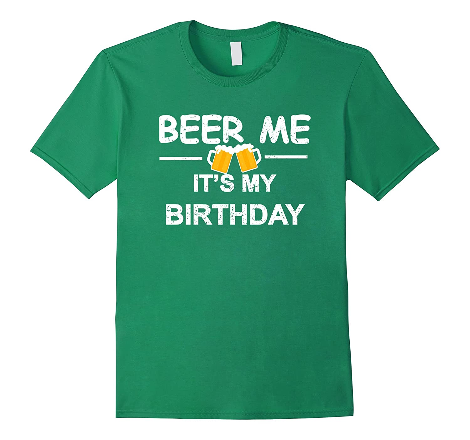 Beer Me Its My Birthday T Shirt Emoji Gifts Tee TH