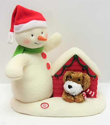 Amazoncom Hallmark 2011 Deck The Halls Duo Techno Plush Animated
