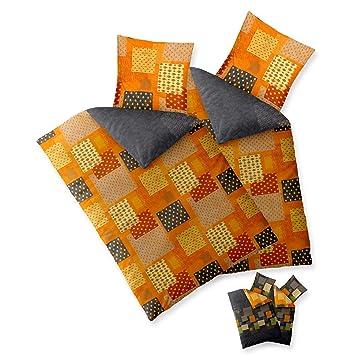 Aqua Textil Trend Bettwäsche 135 X 200 Cm 4 Teilig Bettbezug