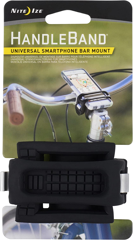 Nite Ize HandleBand Universal Smartphone Bike Handlebar Mount