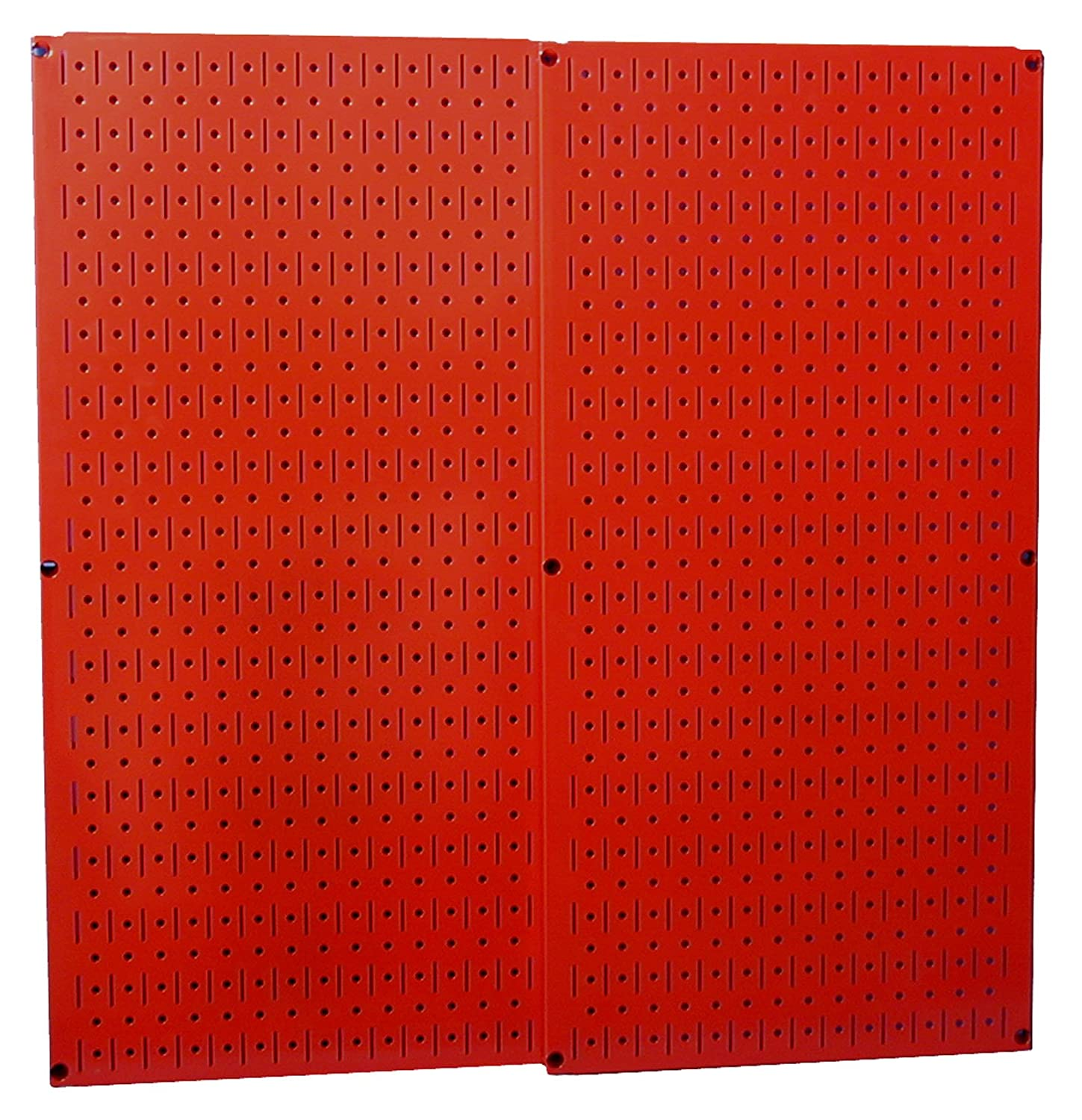Wall Control 30-P-3232W White Metal Pegboard Pack