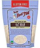 Bob's Red Mill Gluten Free Oat Bran, 16 Oz