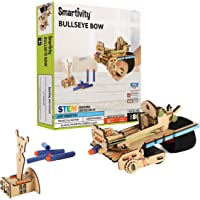 Smartivity Bullseye Bow for 8+ Years Boys and Girls, Stem, Learning, Educational and Construction Activity Toy Gift (Multi-Color)