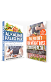 Anti-Inflammatory Diet: 100% Paleo: 2 in 1 Bundle: Alkaline Paleo Mix & Paleo Diet for Weight Loss and Health (Clean Eating, Nutrition)