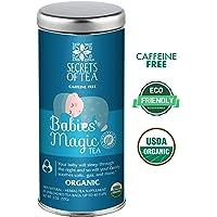 Secrets Of Tea Baby Colic Babies' Magic Tea