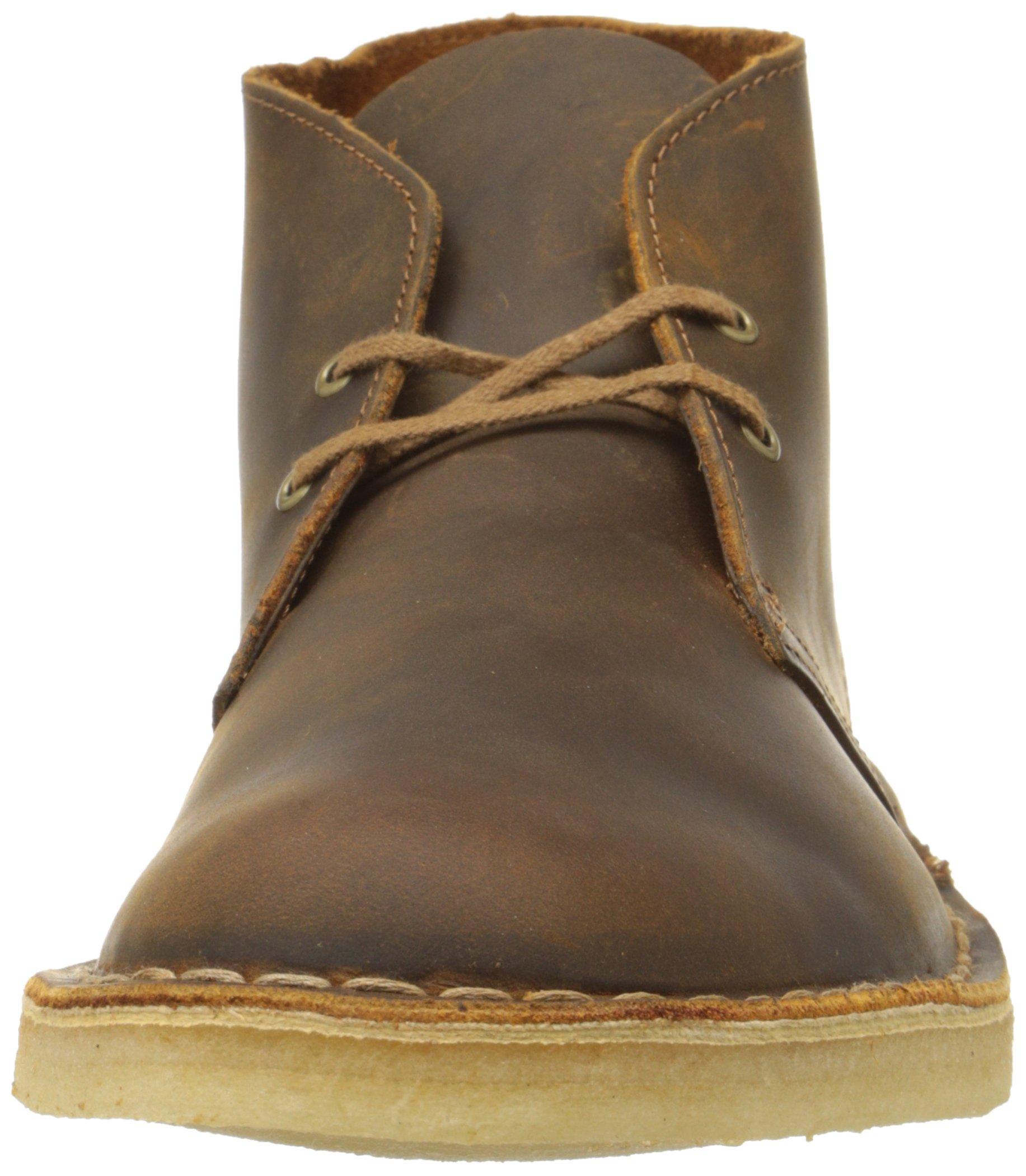 Clarks Originals Men's Desert Boot,Beeswax,9.5 M US by CLARKS (Image #4)