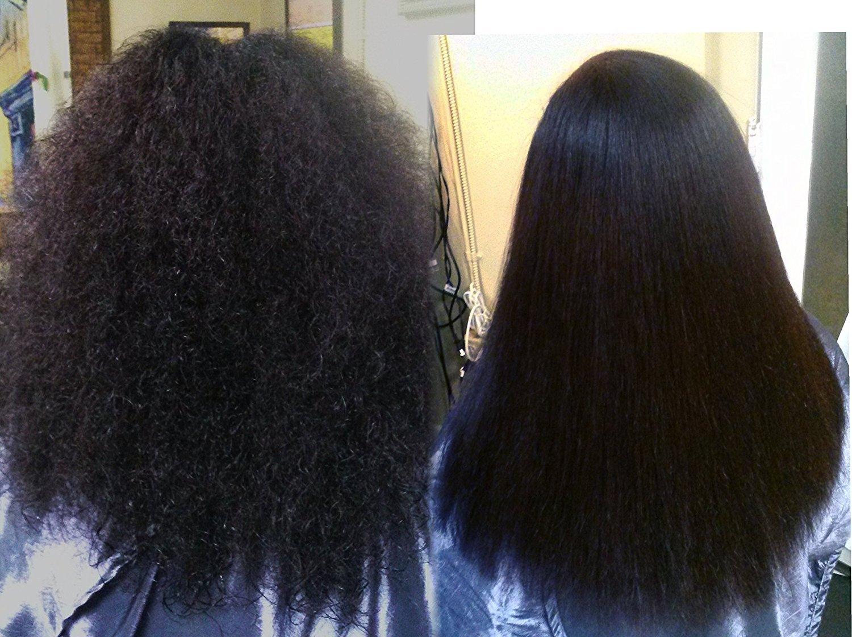 Tratamiento ultra alisado brasileño para alisar el cabello 2 ...