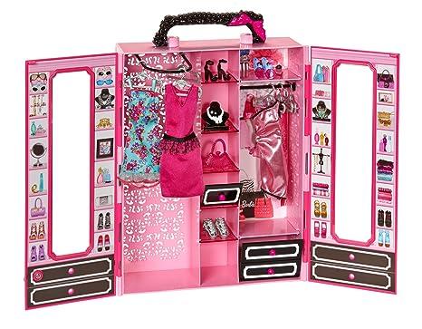 Guardaroba Di Barbie.Barbie Bmb99 Armadio Da Sogno