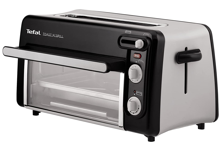 Tefal Toast  Grill TL Tostador y horno potencia W ranura larga