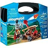 Playmobil–Coffret Catapulte de Chevalier (9106)