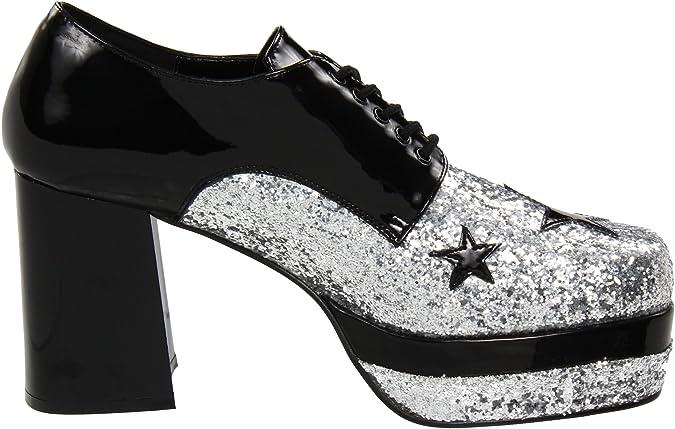 a4f13b856042 Amazon.com  Funtasma by Pleaser Men s Halloween Glamrock-02  Pleaser  Shoes