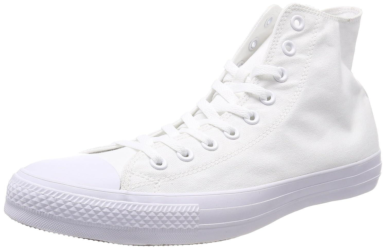 Converse Women's Chuck Taylor All Star 2018 Seasonal High Top Sneaker B000OLXE6M 6.5 M US|White Monochrome