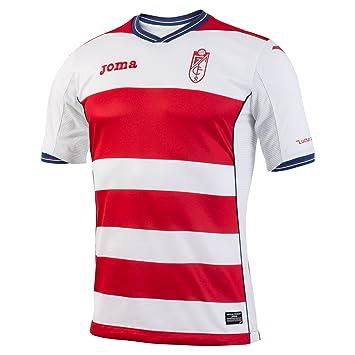 Joma 1ª Equipación Granada 2016/2017 - Camiseta oficial, talla L: Amazon.es: Deportes y aire libre