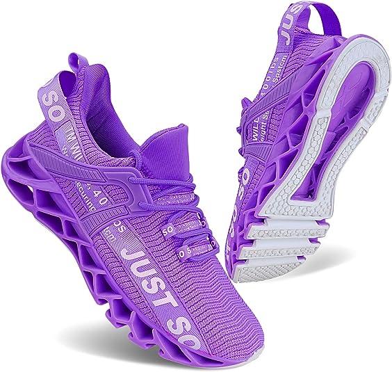 UMYOGO Women's Running Shoes Non Slip