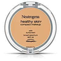 Neutrogena Healthy Skin Compact Lightweight Cream Foundation Makeup with Vitamin...