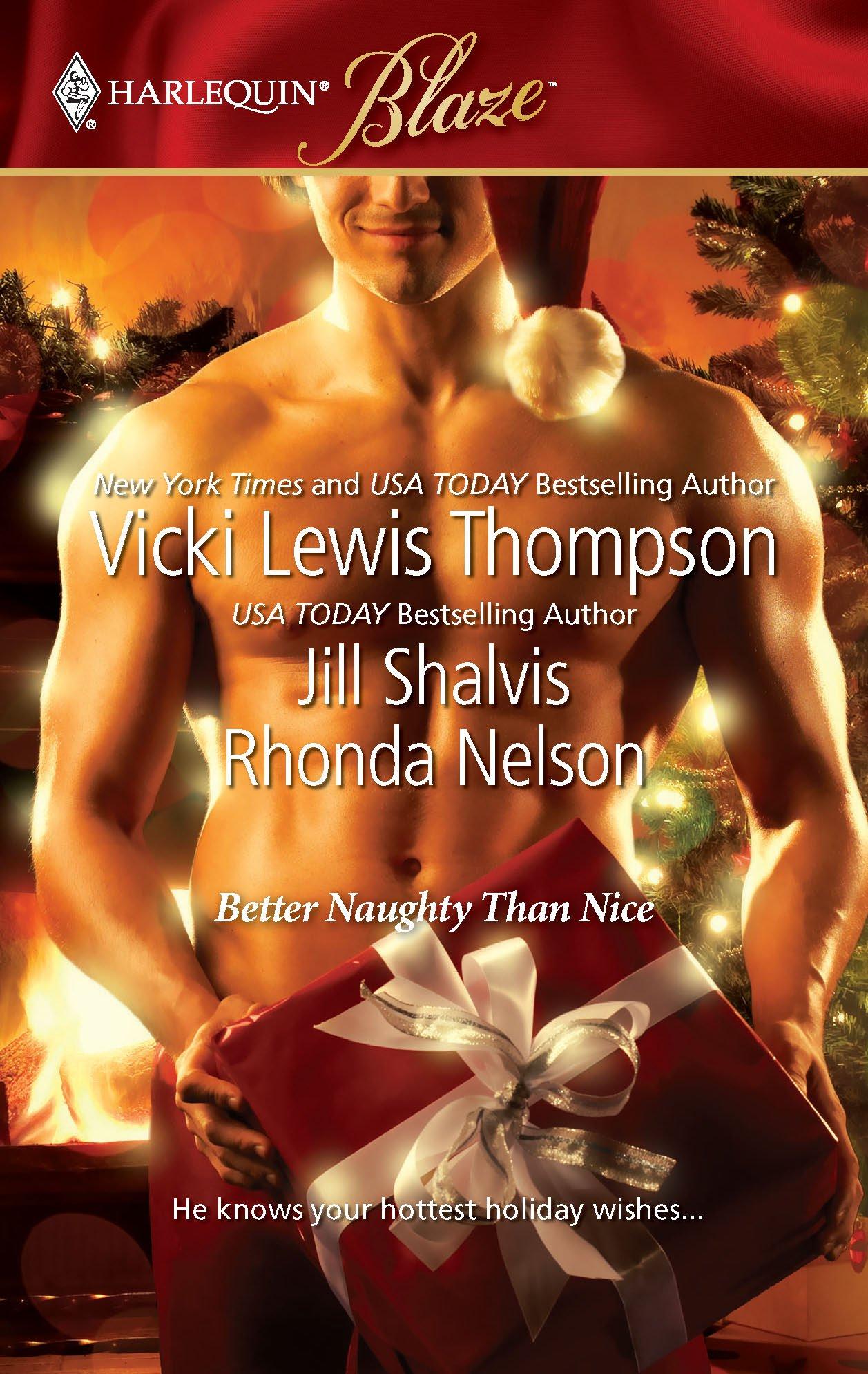 Download Better Naughty Than Nice: An Anthology pdf epub
