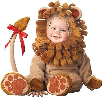 In Character Costumes Disfraz de león marrón para bebé: Amazon.es ...