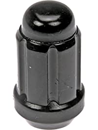 Dorman 711-256 Pack of 20 Black Lock Nuts with Key