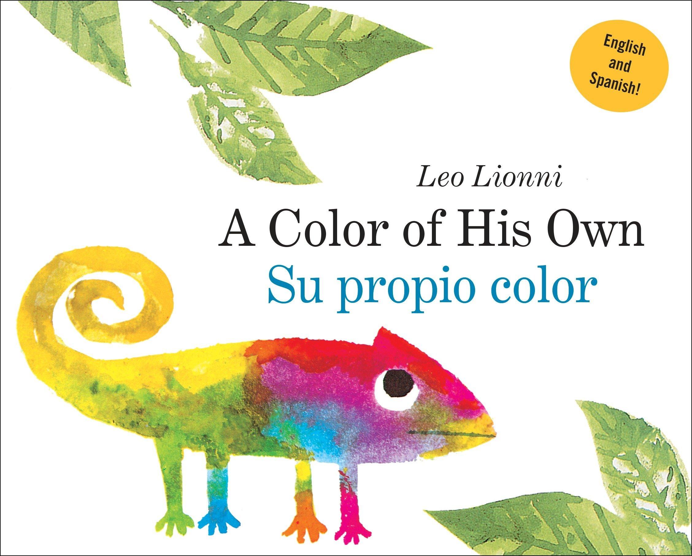 A Color of His Own: (Spanish-English bilingual edition) pdf epub