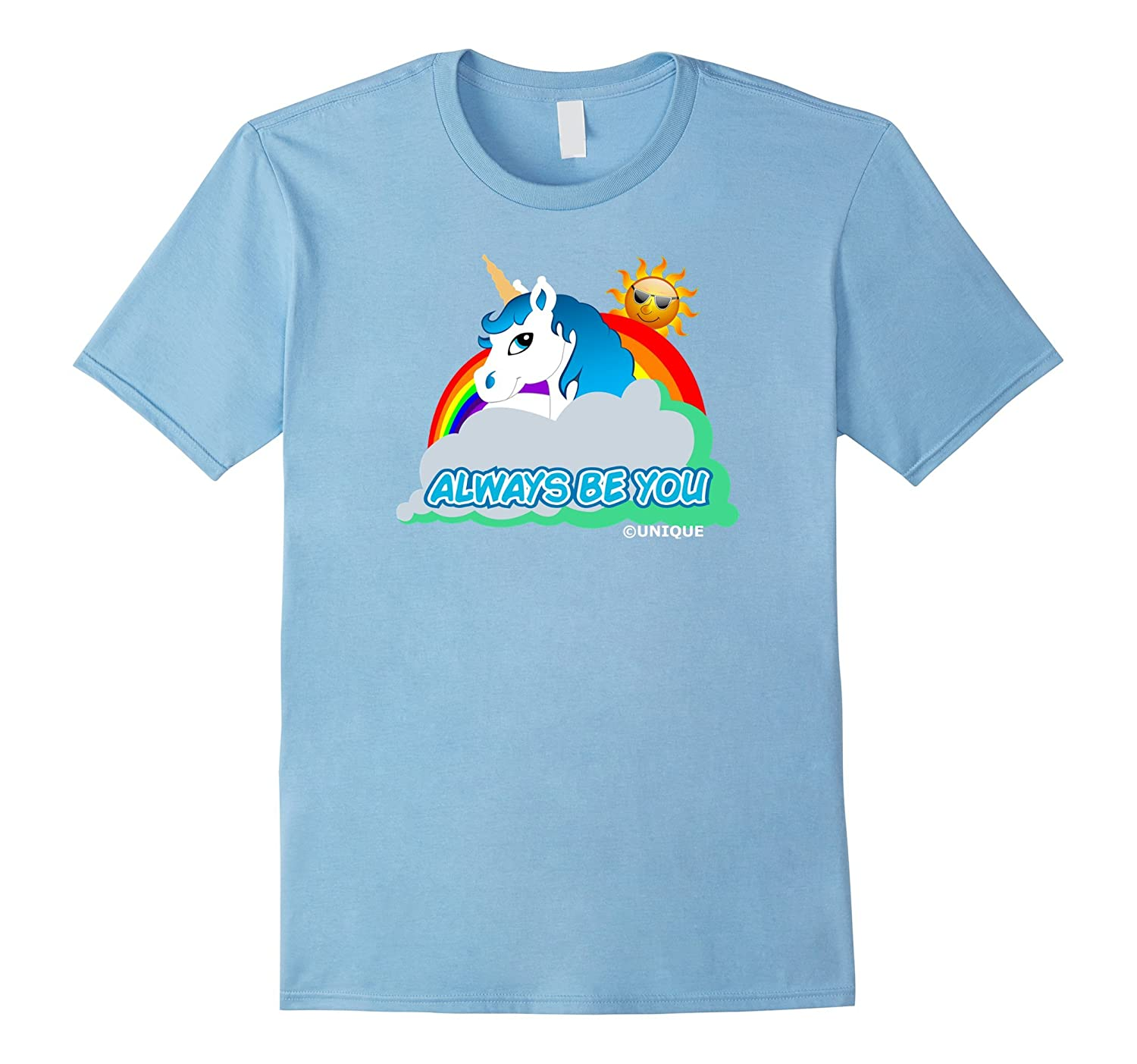 Always Be You Unicorn T-Shirt-BN