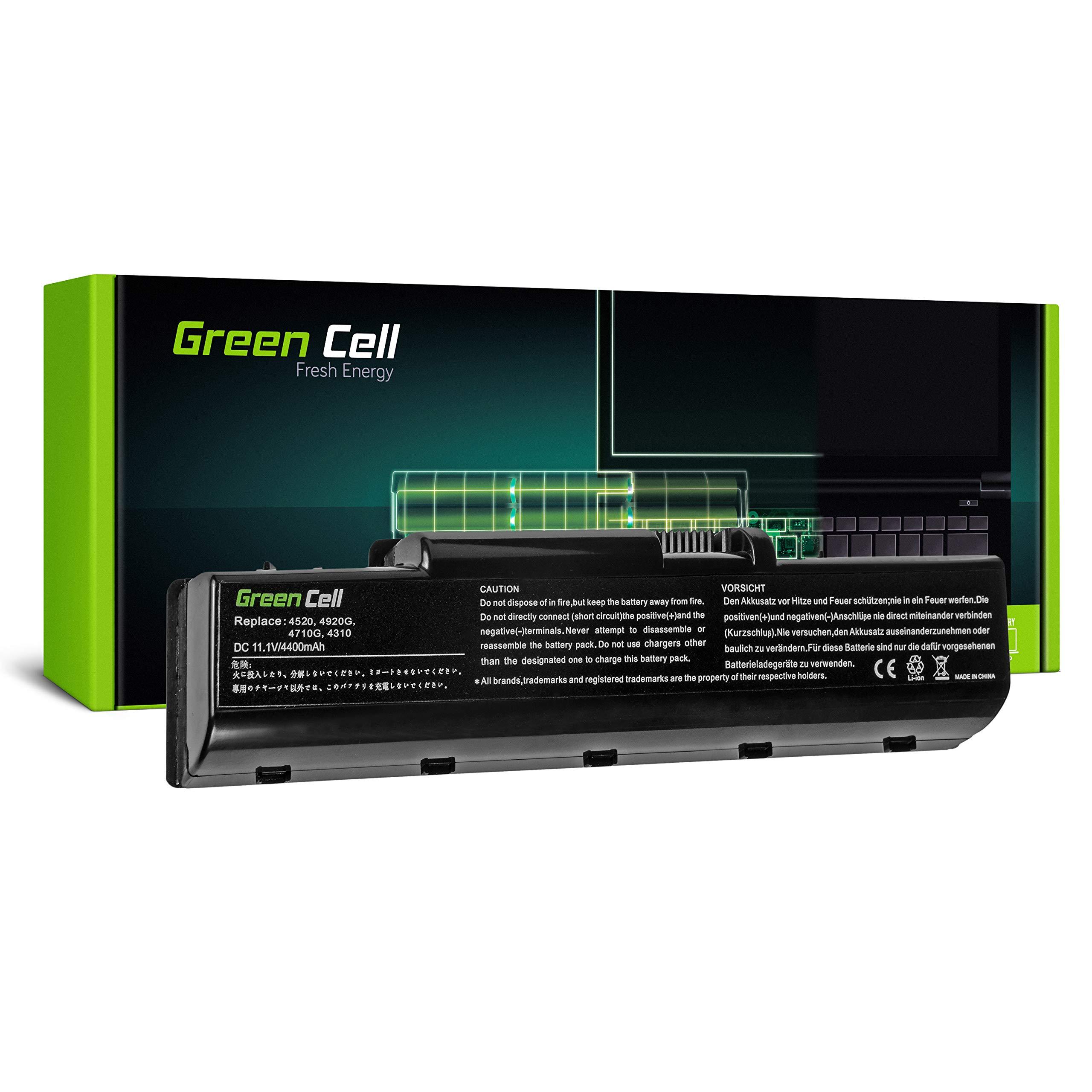 Green Cell® Standard Serie AS07A31 AS07A41 Batería para Acer Aspire 57xx 5735 5735Z 5736 5736Z