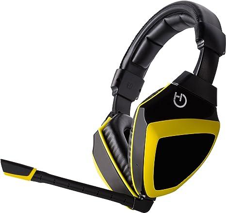 Hiditec | Auriculares Gaming Profesional XANTHOS | Cascos de Gamer ...
