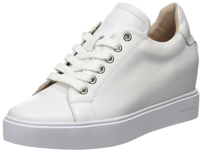 Shoe The Bear AVA L, Zapatillas para Mujer 38 EU Blanco (White 120)